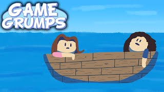 Game Grumps Animated - Lost at Sea - by Barry