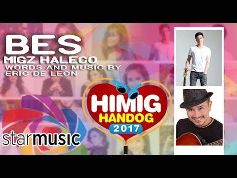 Migz Haleco - Bes | Himig Handog 2017 (Official Lyric Video)