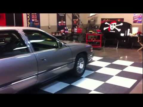 Learn to Machine Polish For Show Car Results - Machine Polishing Classes at Autogeek.net