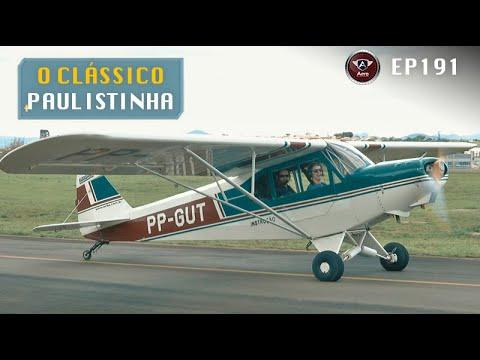 Conheça O Paulistinha, O Avião Que Mais Formou Pilotos No Brasil