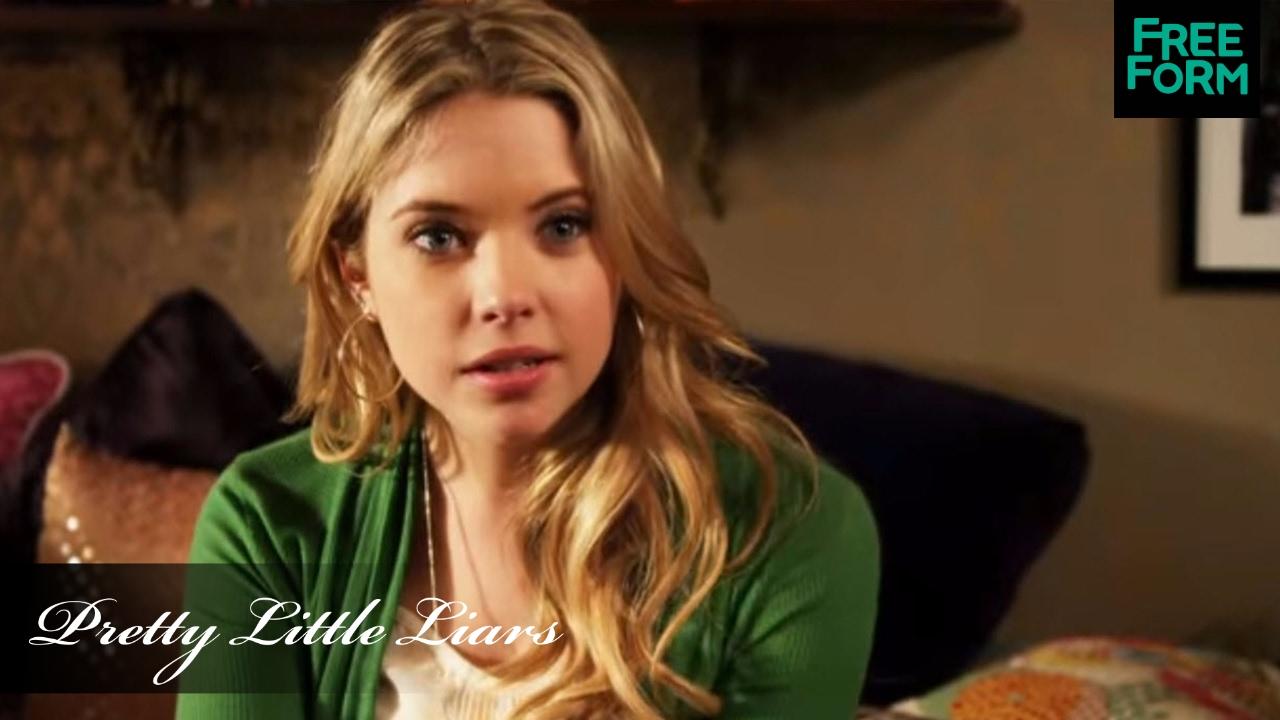 Download Pretty Little Liars   Season 1, Episode 6 Clip: Losing Ezra   Freeform