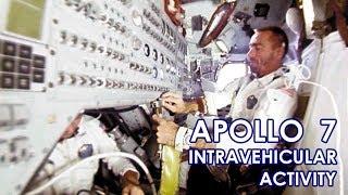 APOLLO 7 INTRAVEHICULAR ACTIVITY - Recreated NASA Documentary