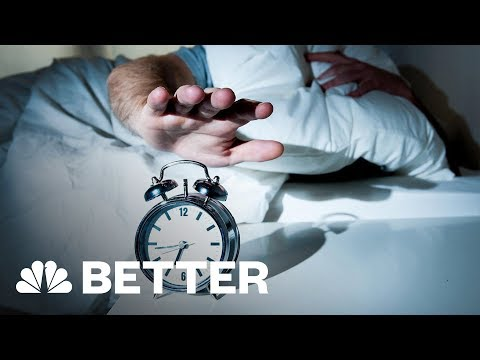 Your Snooze Button Is Ruining Your Morning | Better | NBC News