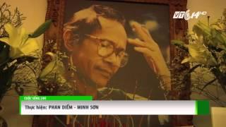 (VTC14)_Người yêu nhạc đến nhà viếng nhạc sĩ Trịnh Công Sơn