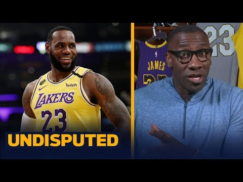 LeBron closing the gap in GOAT race caused MJ to make his documentary — Shannon | NBA | UNDISPUTED