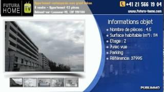À vendre - Appartement 4.5 pièces Belmont-sur-Lausanne-VD, CHF 990