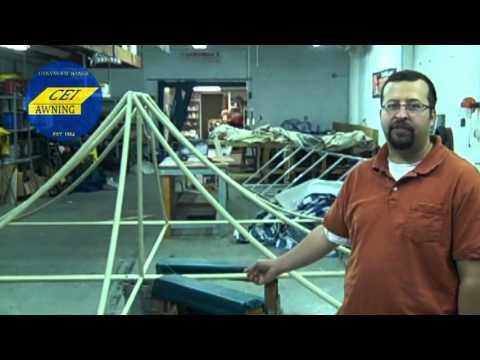 Canvas Awnings Cleveland Ohio: Cleveland Awing Company ...