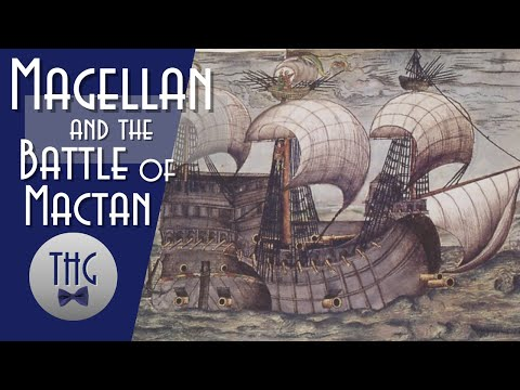 Ferdinand Magellan and the Battle of Mactan