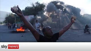 Haiti at boiling point after President's assasination