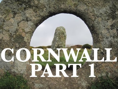 Ancient Sites Of Cornwall, England, Part 1.
