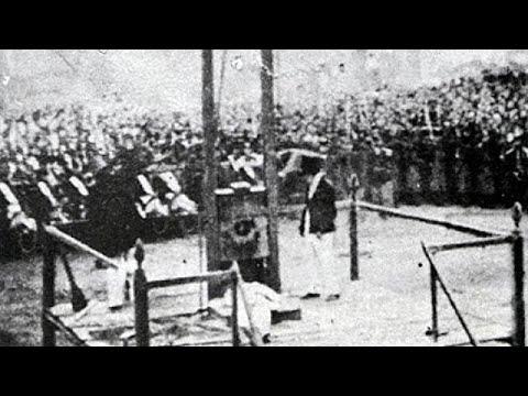 L 39 italia e la pena di morte youtube for Numero di politici in italia