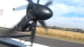 Belgaum Plane landing..