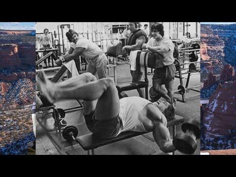 Old School Routines - Arnold Schwarzenegger's Golden Six