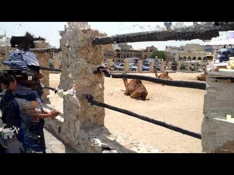 WalkWalkFindEat - Souq Waqif, Qatar