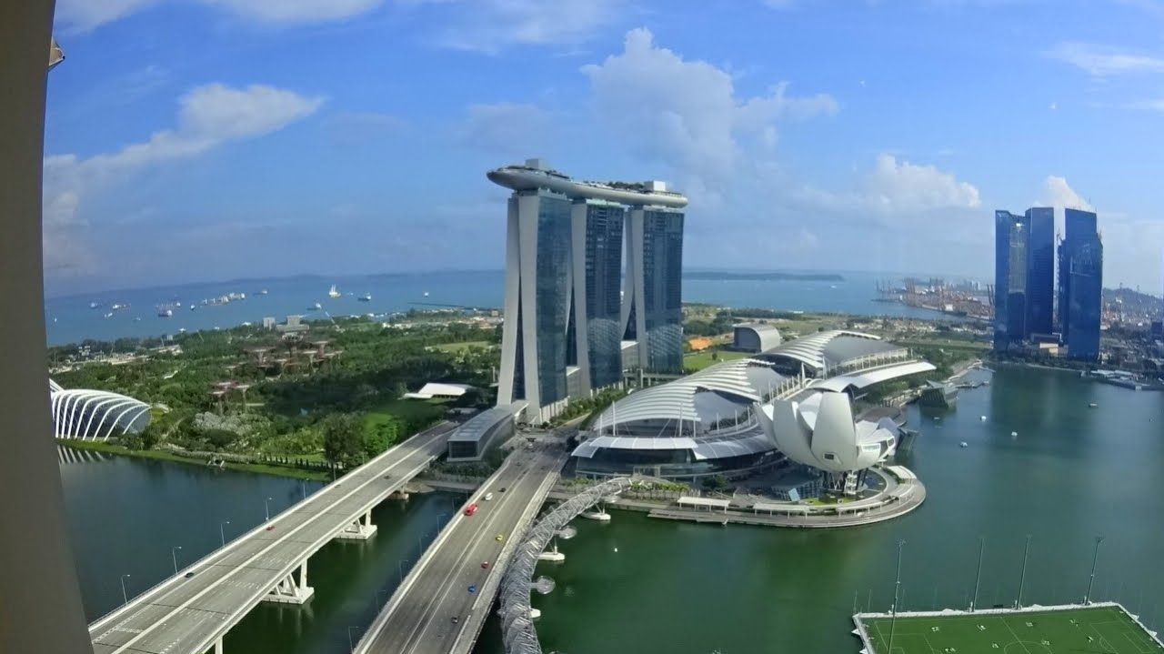 Marina Bay Sands Bilder