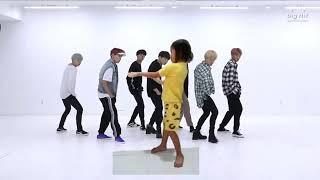 Bts - Dna   Practice Dance Fail Villia