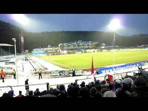 TUS Koblenz - Fortuna Düsseldorf -Fortuna-Lied - 29.01.2010 F95