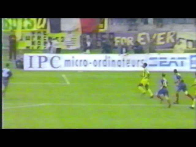 NANTES / PSG - 1994/1995