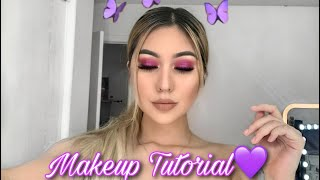 Full Face Makeup Tutorial !