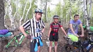 Велопутешествие по Казахстану.  350 км