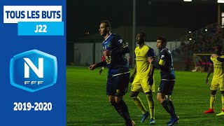 VIDEO: Championnat National, le résumé de la 22e journée : tous les buts I FFF 2019-2020