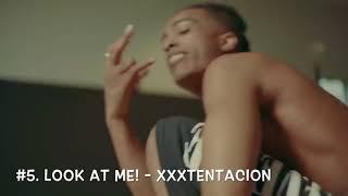 Top 10 XXXTENTACION Songs (IMO)