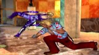 [TAS] Tekken 4 - Steve Fox (Story Mode, Ultra Hard, 4K)