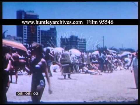 Durban South Africa, 1950s - Film 95546