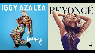 Video Beyoncé, Iggy Azalea - Run The World (Bounce) (Mashup) download MP3, 3GP, MP4, WEBM, AVI, FLV Mei 2018
