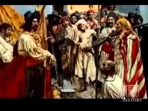 History Channel Documentary   The Amzing True Story of the Pirates of the Caribbean