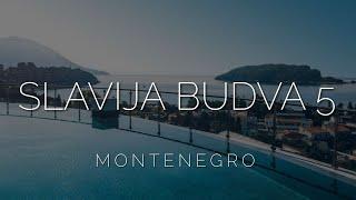 Самые доступные 5 звезд в Черногории Таких номеров мы еще не видели обзор отеля Slavija Budva 5