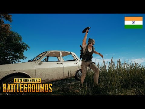 PUBG Live Stream India • Player Unknown Battlegrounds Live Stream