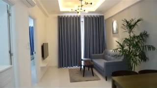 Cho thuê căn hộ Saigon South Residences, Phú Mỹ Hưng, view hồ bơi, nội thất cao cấp, lầu cao
