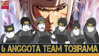 6 SHINOBI LEGENDARIS TIM TOBIRAMA ?