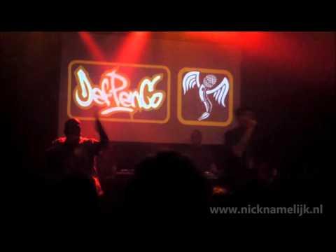 Def P & Das ft DJ Daan @ 30xPi, Gebr. de Nobel, Leiden, 23-04-2016