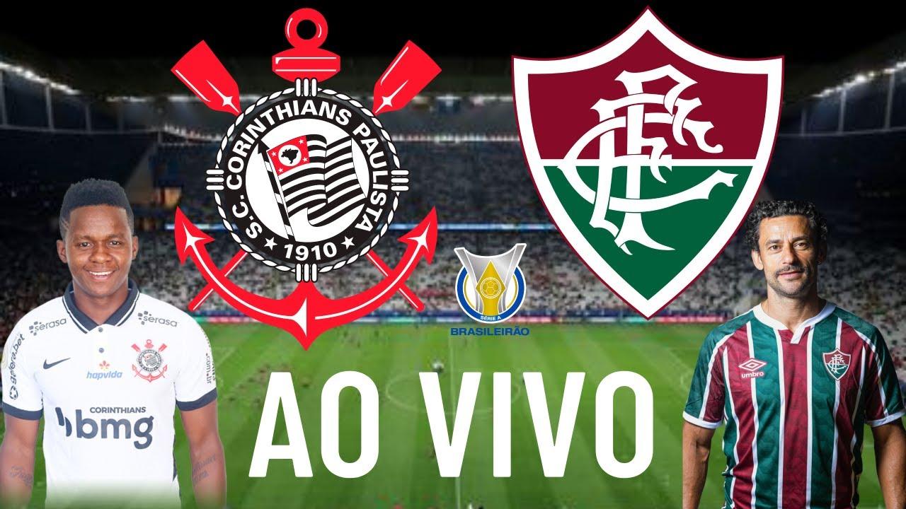 CORINTHIANS X FLUMINENSE Ao Vivo  Campeonato Brasileiro 29 Rodada - YouTube