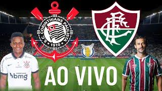 CORINTHIANS X FLUMINENSE Ao Vivo| Campeonato Brasileiro 29 Rodada