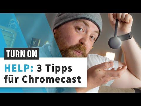 Google Chromecast: 3