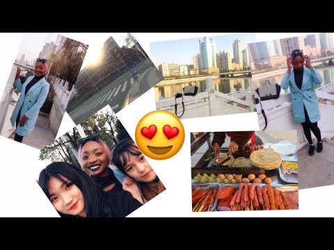 Nanchang, Jiangxi Province, China. | My first Vlog | Hush Doreen