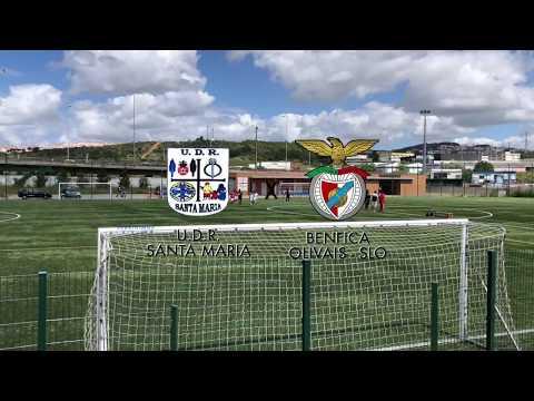 AF Lisboa (J26): U.D.R. Santa Maria (2008) 2 x 3 Benfica Olivais - SL OLIVAIS (2009)