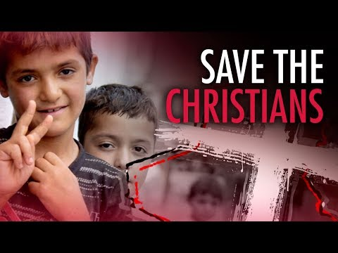 """NEW """"Save the Christians"""" documentary (Preview & World Premier)"""