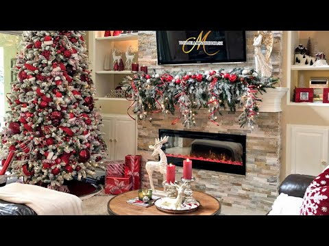 12 Days of Christmas | Day 1| King of Christmas | Christmas Tree Decorate With Me