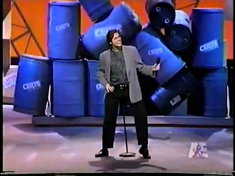 Jim Carrey - Comic Relief - Live Stand Up Comedy