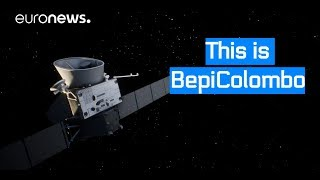 BepiColombo   Europe's first mission to Mercury