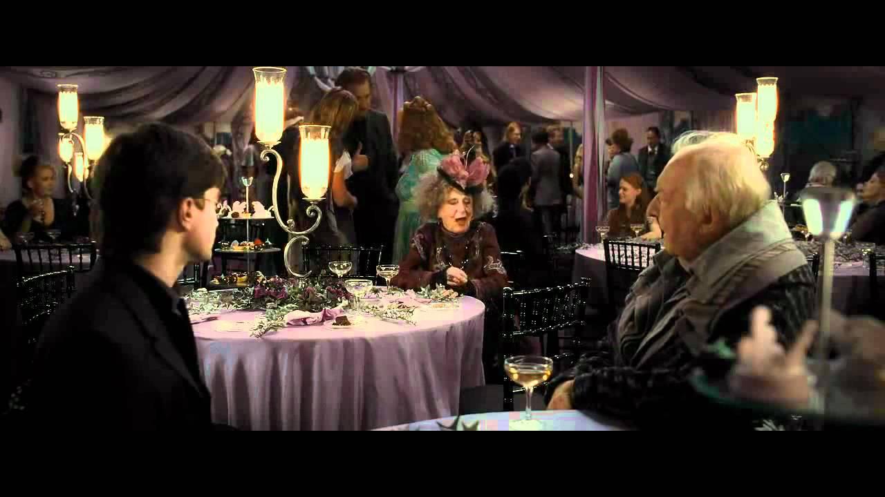 Matrimonio Harry In Streaming : Escena de la boda bill fleur harry potter the