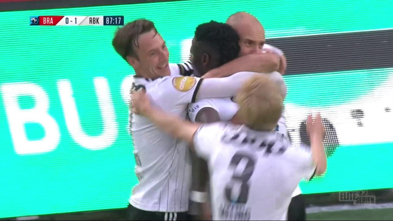 Brann Rosenborg 26 05 2019 Youtube