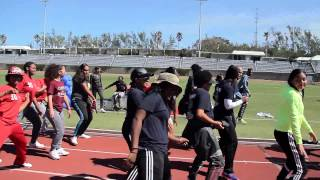 Cedarbridge Academy Sports Day 2015