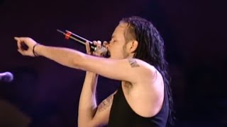 Korn - Falling Away From Me - 7/23/1999 - Woodstock 99 East Stage (Official)