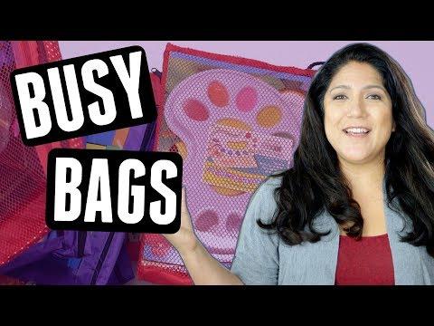 MEGA BUSY BAG IDEAS Part 2