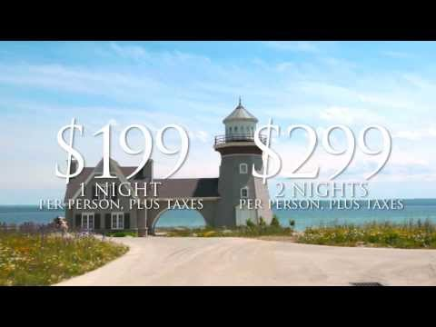 Blue Bay Villas - Georgian Bay Waterfront. Georgian Bay Golf Community. Waterfront Resort Community